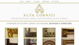 www.alfacornici.it
